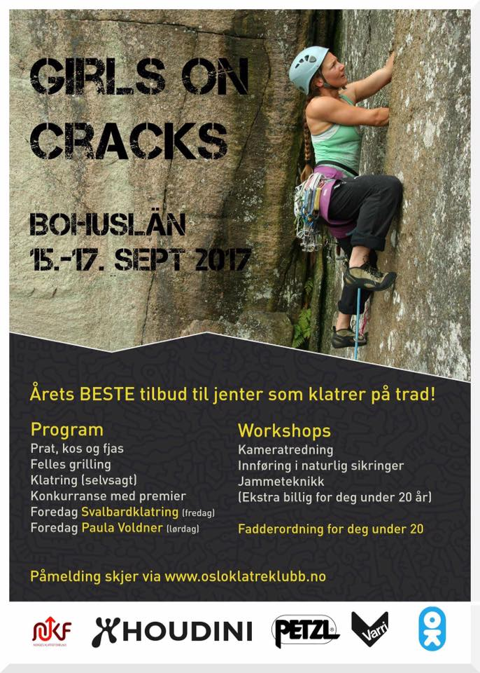 Girls on cracks